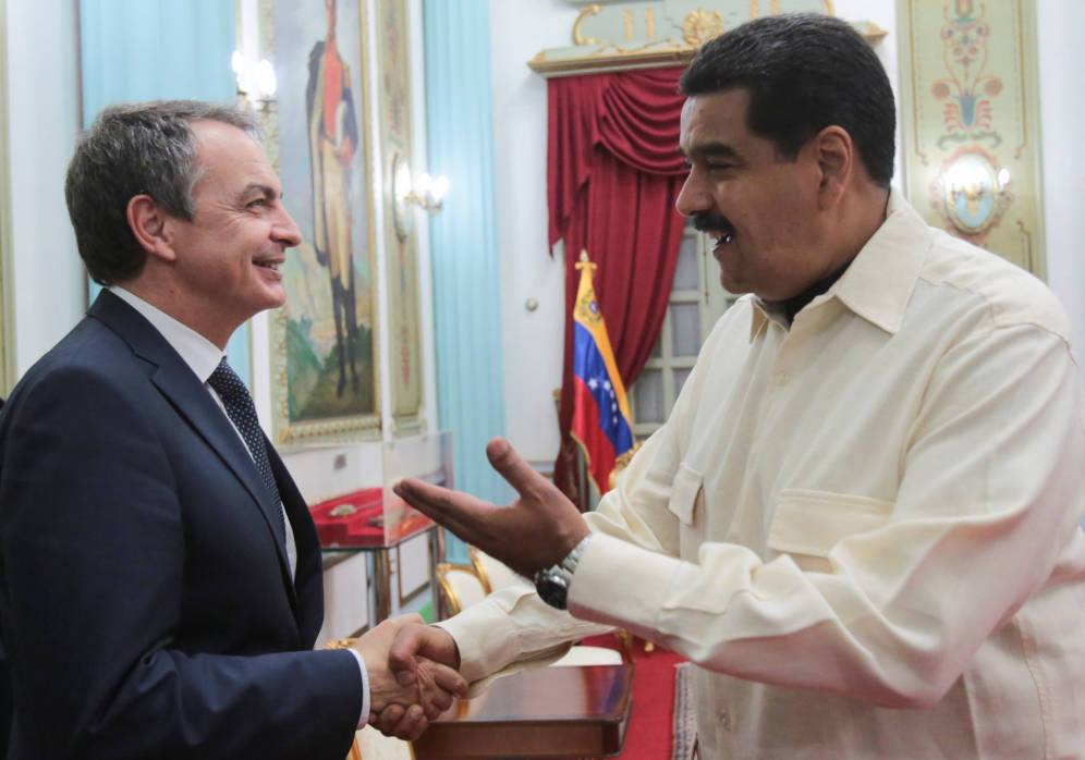 ესპანეთის ყოფილი პრემიერ-მინისტრი ვენესუელის არჩევნებში მადუროს რეჟიმსა და ოპოზიციას შორის შესაძლოა, მედიატორი იყოს