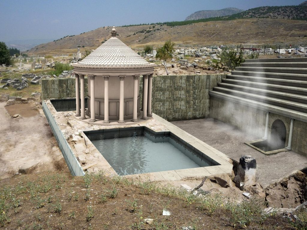 """ძველ რომაელთა """"ჯოჯოხეთის კარიბჭე"""", რომელიც მსხვერპლს მიახლოებისთანავე კლავდა"""