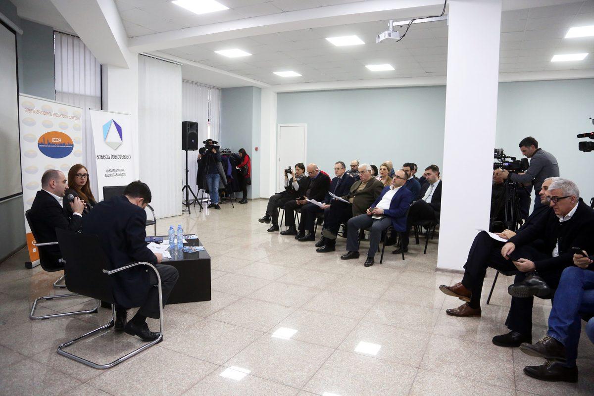 ბიზნესომბუდსმენი ირაკლი ლექვინაძე ბიზნესსექტორის წარმომადგენლებს შეხვდა