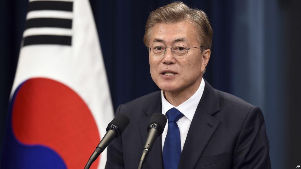 სამხრეთ კორეის პრეზიდენტი შესაძლოა, ფხენიანს ეწვიოს