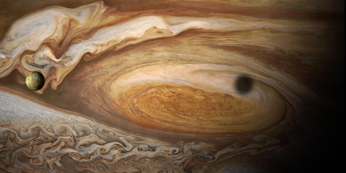 მზის სისტემის უდიდესი შტორმი მალე სამუდამოდ გაქრება