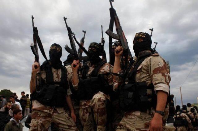 ABŞ Xəzinədarlıq Departamenti üzdəniraq İslam Dövlətinə qarşı əlavə sanksiyalar tətbiq etdi