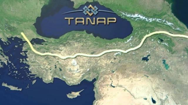 TANAP - ტრანსანატოლიურ მილსადენში ბუნებრივი გაზის ჩატვირთვა უკვე დაიწყო