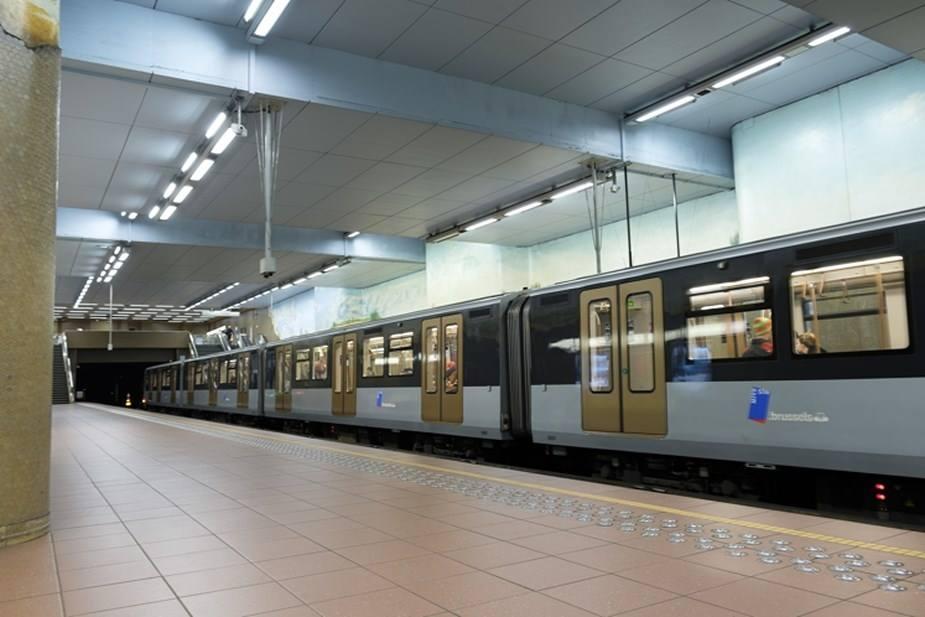 ბრიუსელში საზოგადოებრივი ტრანსპორტის თანამშრომლები გაიფიცნენ
