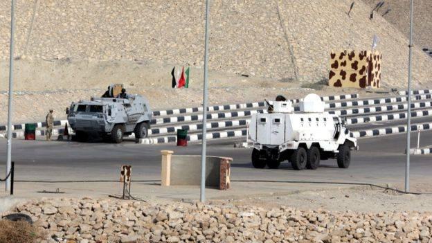 ეგვიპტელმა სამხედროებმა 16 რადიკალი ისლამისტი გაანადგურეს