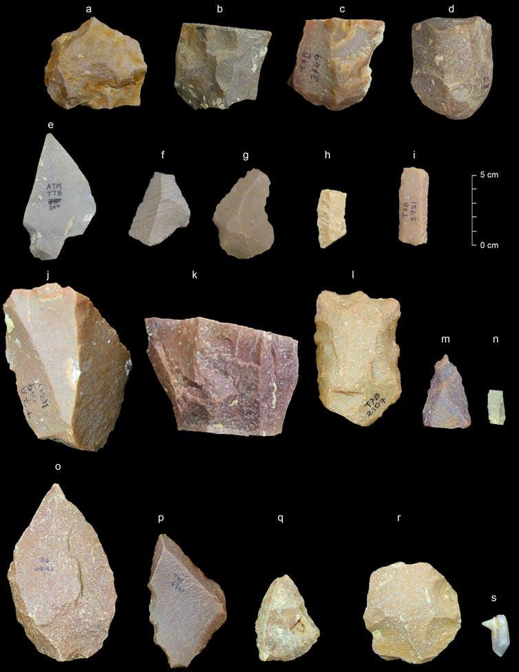 ინდოეთში აღმოჩენილმა ქვის იარაღებმა, უძველეს ადამიანთა მიგრაციის ამბავი შეიძლება სრულიად შეცვალოს