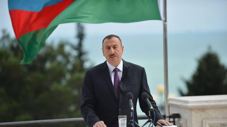 ЦИК Азербайджана зарегистрировал выдвижение Ильхама Алиева на президентских выборах