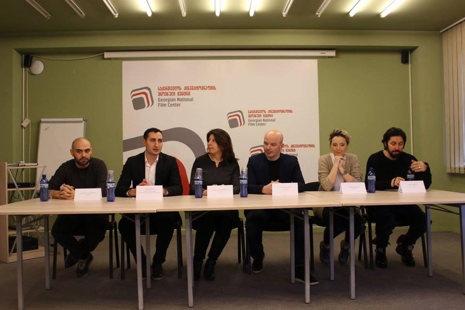 Премьера фильма Тинатин Каджришвили состоится на Берлинском кинофестивале 16 февраля