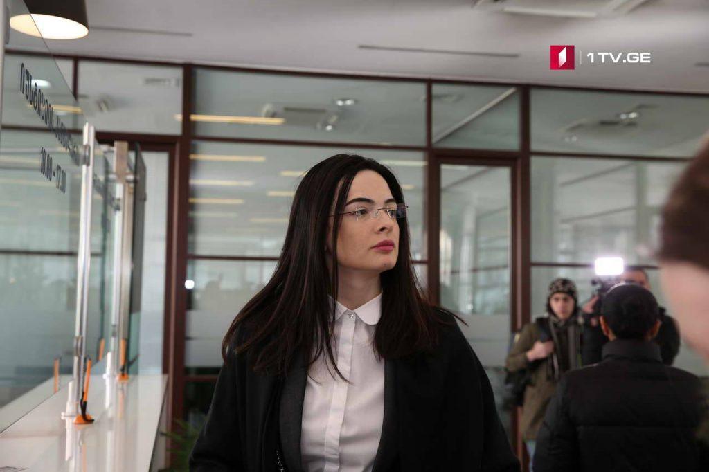 Адвокат Мачаликашвили требует доступа ко всем материалам дела