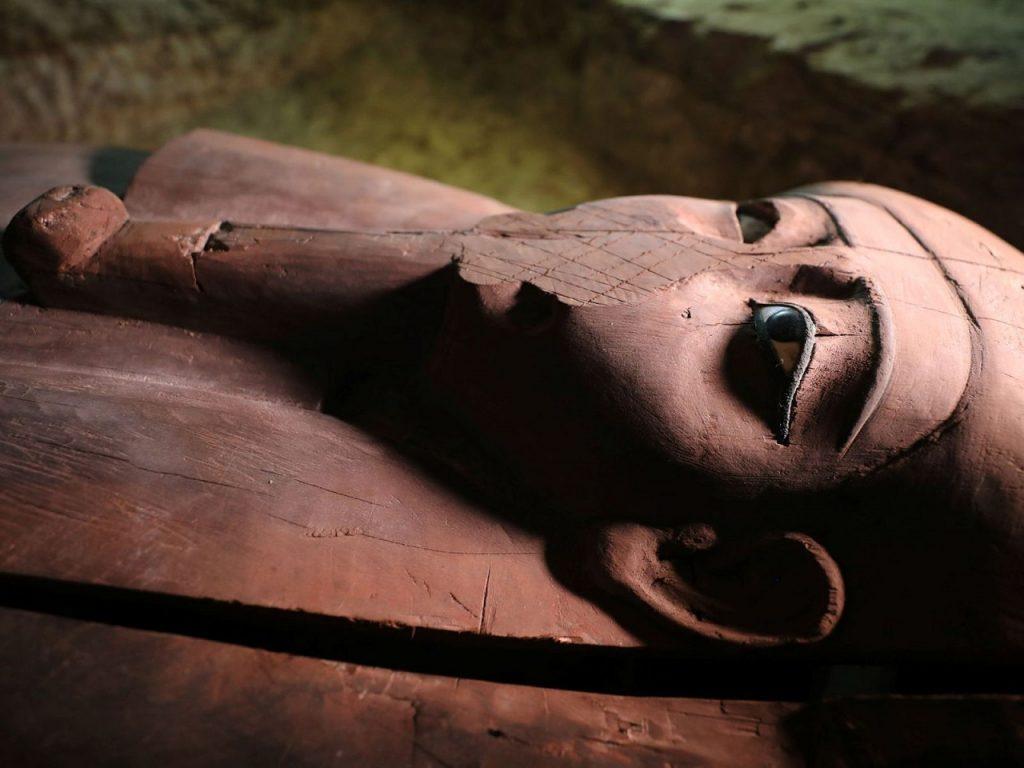 ეგვიპტეში უძველესი ნეკროპოლისი აღმოაჩინეს - სამარხი სავსეა სარკოფაგებით