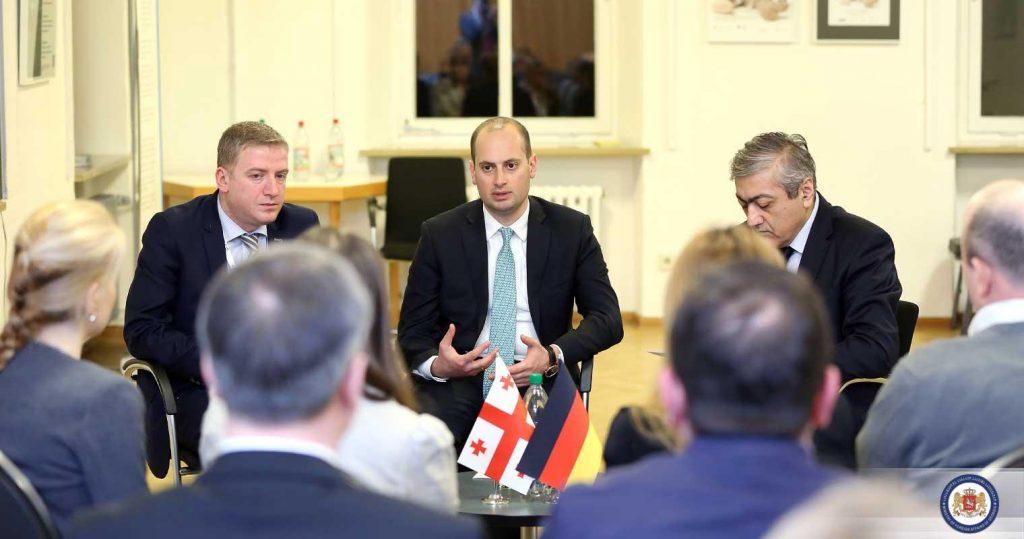 Georgian Consulate to open in Munich