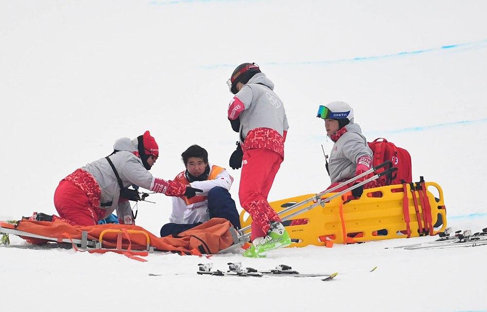 იაპონელი ექიმები: იუტო ტოცუკას ტრავმა სერიოზული არ არის