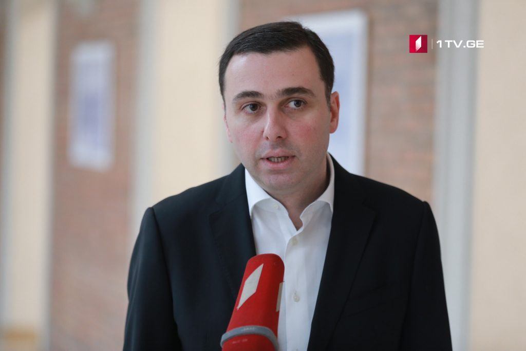 Георгий Ткемаладзе – Вопросы об обрушении потолка на станции метро наряду с оппозицией, есть и у большинства