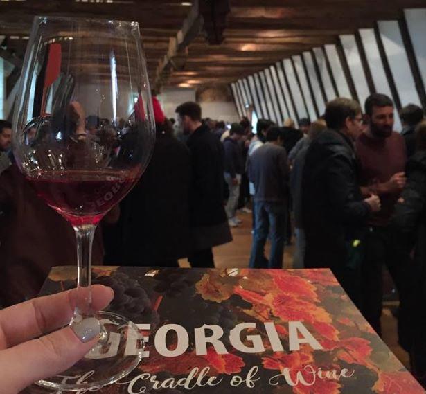 ქართული ღვინის კულტურასა და ქვევრის ღვინოს საფრანგეთში გაეცნენ