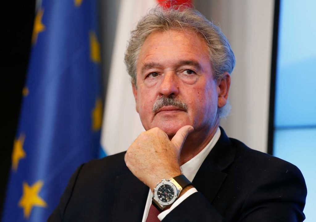 Luxembourg's Foreign Minister - I am visiting your country for the first time since visa liberalization is not a demand but a reality