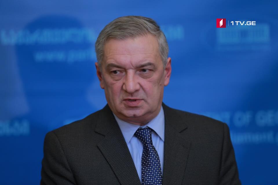 Гия Вольский – Назовем временное, либо переходное правительство, у этого состава будет наша полная поддержка