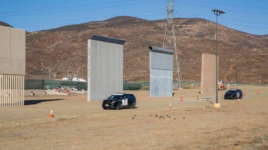 აშშ მექსიკის საზღვარზე კედლის მშენებლობისთვის 1.6 მილიარდ დოლარს გამოყოფს