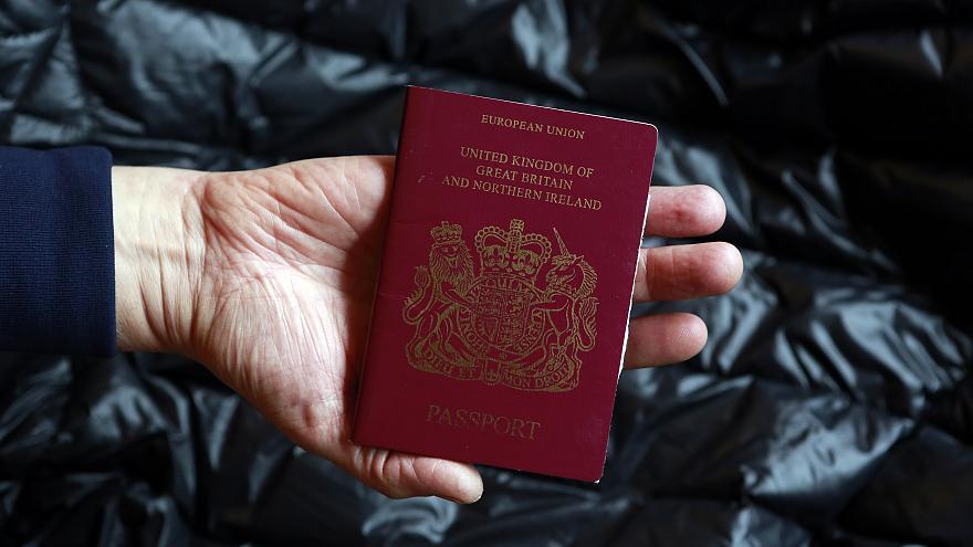 Brexit-ის შემდეგ, ახალი ბრიტანული პასპორტები ნიდერლანდებში დაიბეჭდება