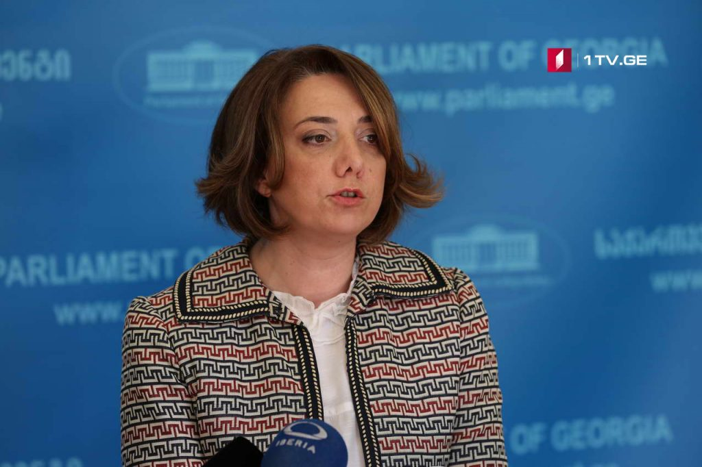 სალომე სამადაშვილი - რუსეთის წინააღმდეგ მასშტაბური სანქციების დაწყებაზე პოლიტიკური სიგნალი უნდა გაჟღერდეს ევროპარლამენტის რეზოლუციაში, პირველად ევროპულ დონეზე