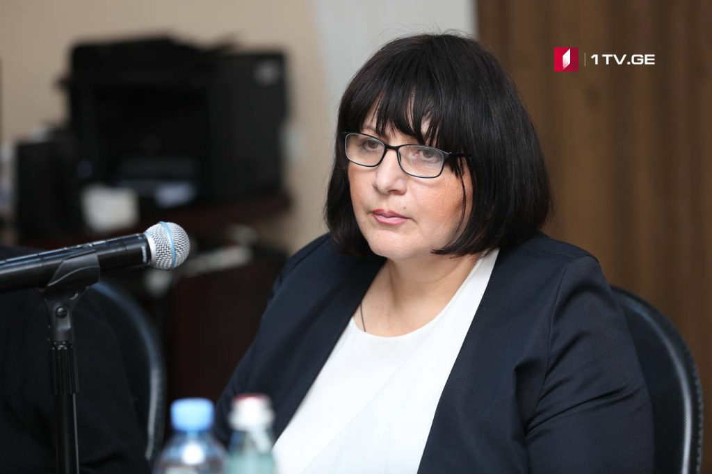 Irina Putkaradze was elected as the Chair of the Board of Trustees of Georgian Public Broadcaster