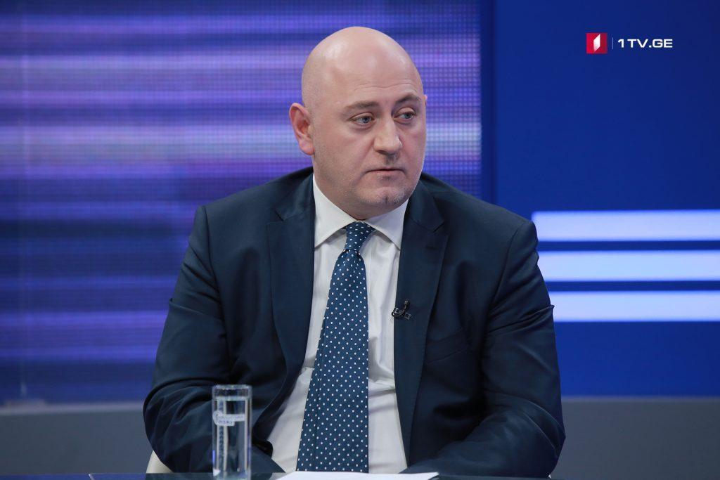 Дмитрий Цкитишвили – Европарламент до этого не принимал резолюцию такого масштаба об оккупации Грузии