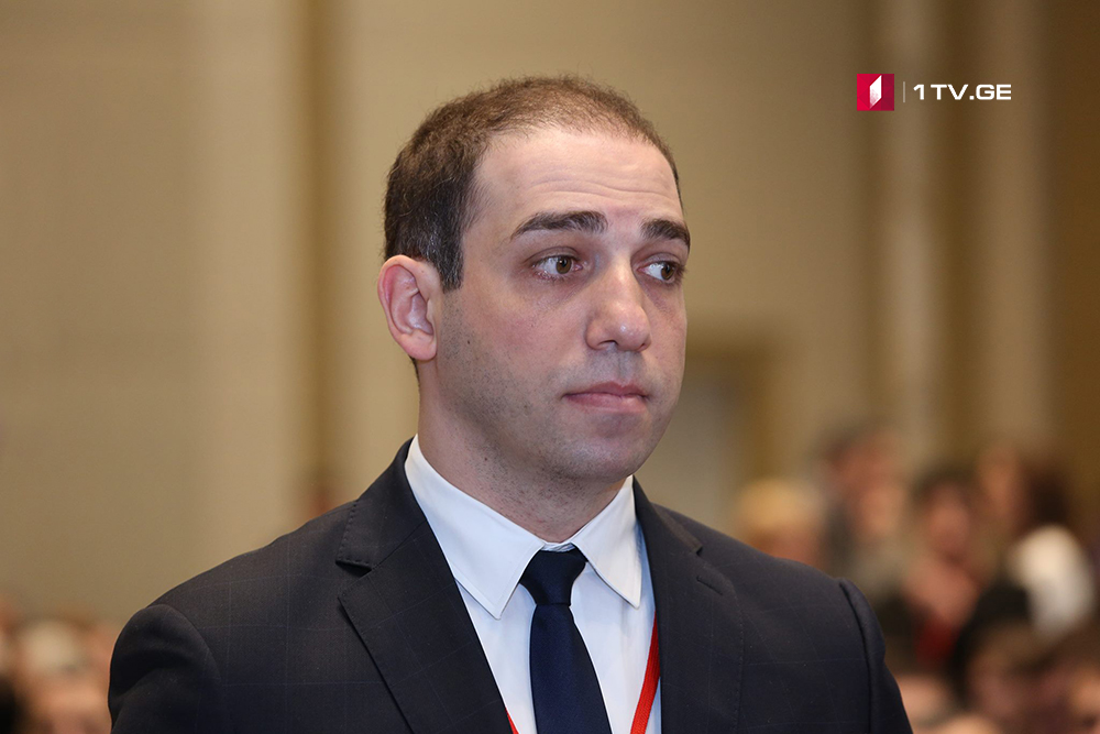 Irakli Shotadze - Mirza Subeliani's son was not connected to the committed murder