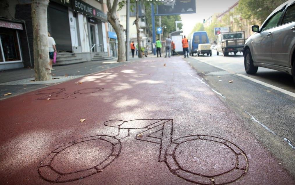 მაღლივი კორპუსიდან პეკინის ქუჩამდე ველობილიკის მოწყობაზე საპროექტო ტენდერი მიმდინარეობს