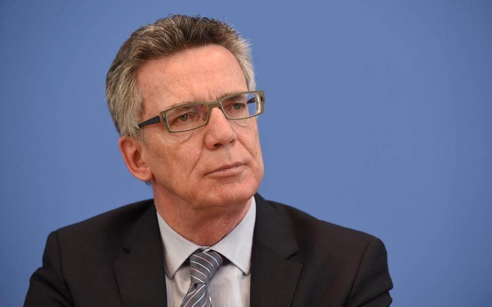 German Interior Minister: Georgian government does everything for prevention of increase in number of asylum-seekers