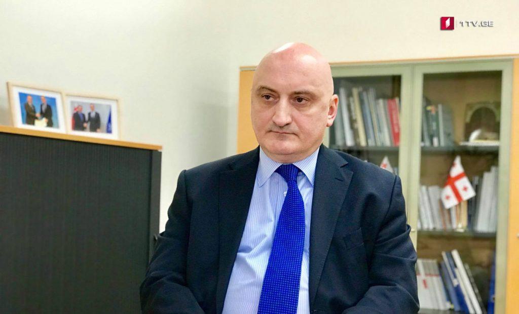Давид Дондуа – Мы ничего не услышали от России по делу Арчила Татунашвили, а представители из Цхинвали прочли демагогию