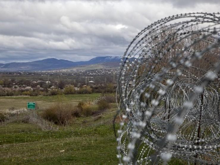 Российские оккупанты похитили двух граждан Грузии из села Адзви
