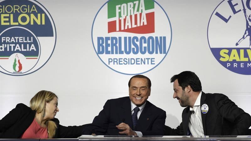 იტალიაში საპარლამენტო არჩევნები მიმდინარეობს