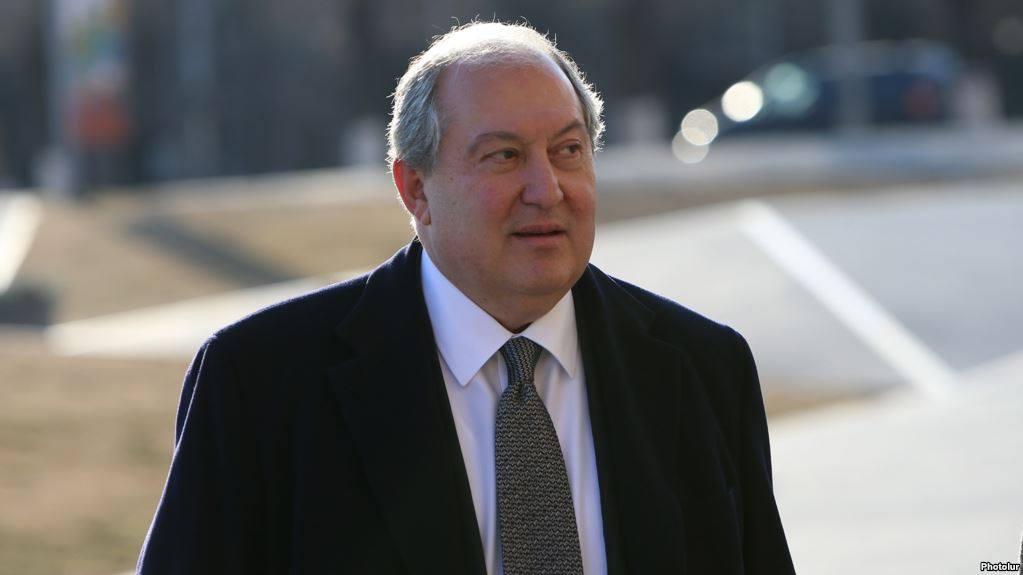 Հայաստանի նախագահ է ընտրվել Արմեն Սարգսյանը