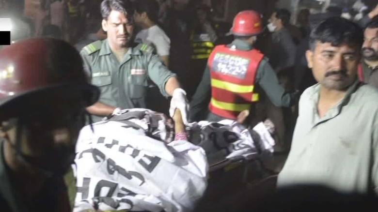 პაკისტანში ბომბის აფეთქებას შვიდი ადამიანის სიცოცხლე ემსხვერპლა
