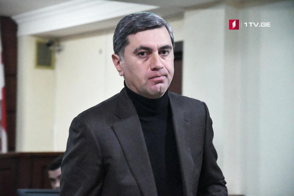 Irakli Okruashvili – Saakashvili told me that Vano Merabishvili did what I failed to do