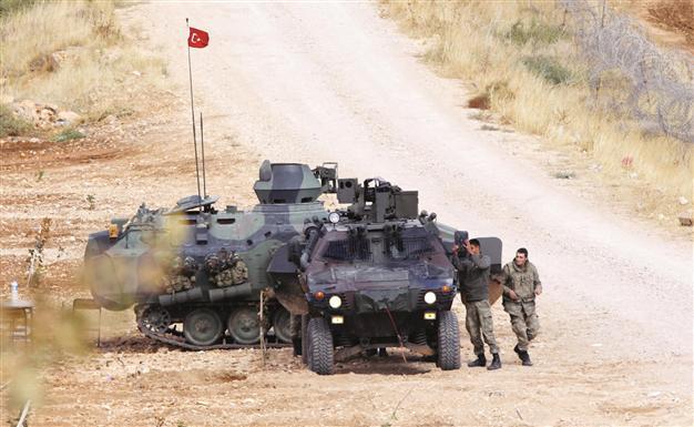 Турция готовится к новой военной операции «Щит Тигра»