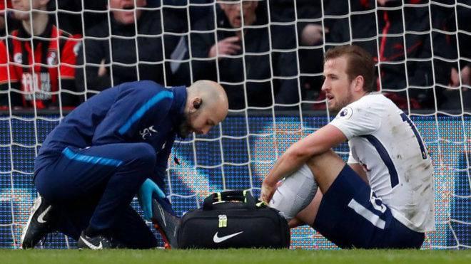 Кейн форсирует сроки восстановления после травмы и может сыграть в матче с Челси