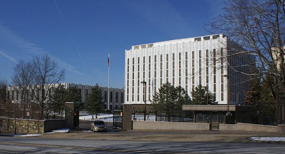 რუსეთმა შესაძლოა, სანქტ-პეტერბურგში მდებარე აშშ-ის საკონსულო დახუროს