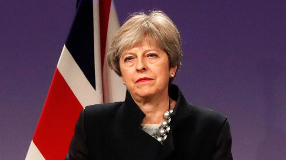 Theresa May welcomes the decision on expulsion of Russian diplomats from US, Canada and European countries