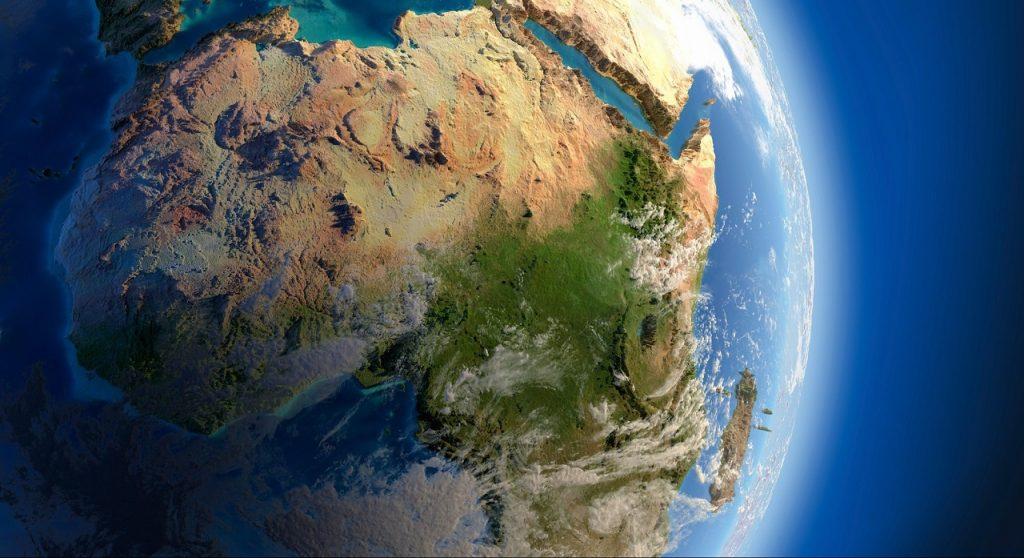 აფრიკის ქვეშ არსებული იდუმალი ანომალია დედამიწის მაგნიტურ ველს რადიკალურად ასუსტებს