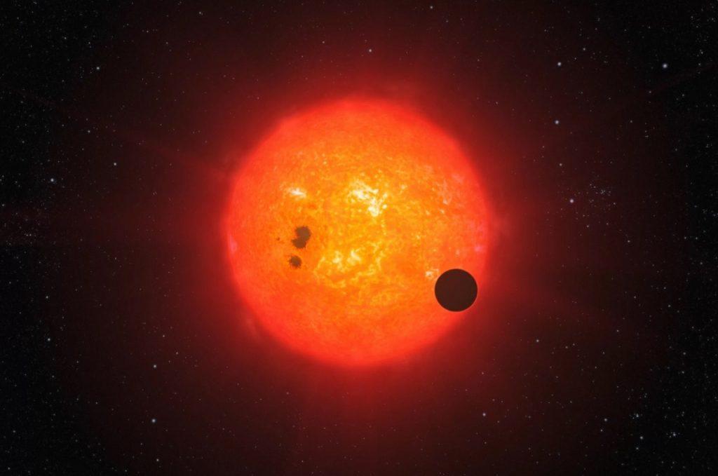 აღმოჩენილია დედამიწის ზომის უცნაური პლანეტა, რომელიც მთლიანად მეტალისგან შედგება