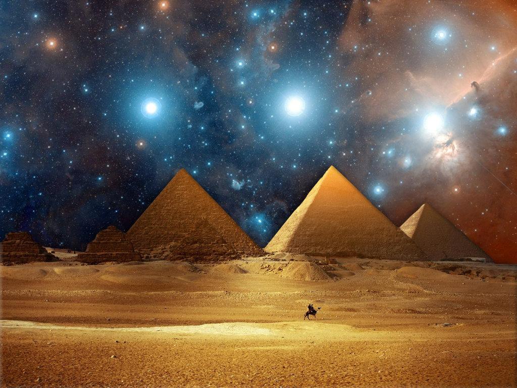 პირამიდებიდან სტოუნჰენჯამდე - პრეისტორიული ხალხის ასტრონომიული საიდუმლო