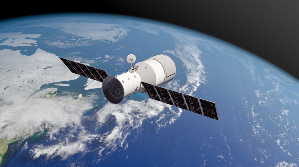 ჩინეთის კოსმოსური სადგური დედამიწაზე ამ შაბათ-კვირას ჩამოვარდება - საქართველო სავარაუდო ქვეყნებს შორის არის