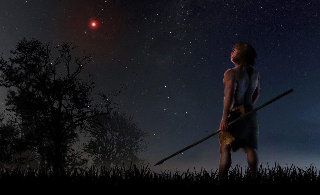 ვარსკვლავი, რომელიც 70 000 წლის წინ მზის სისტემაში შემოიჭრა - ეფექტები დღემდე შესამჩნევია