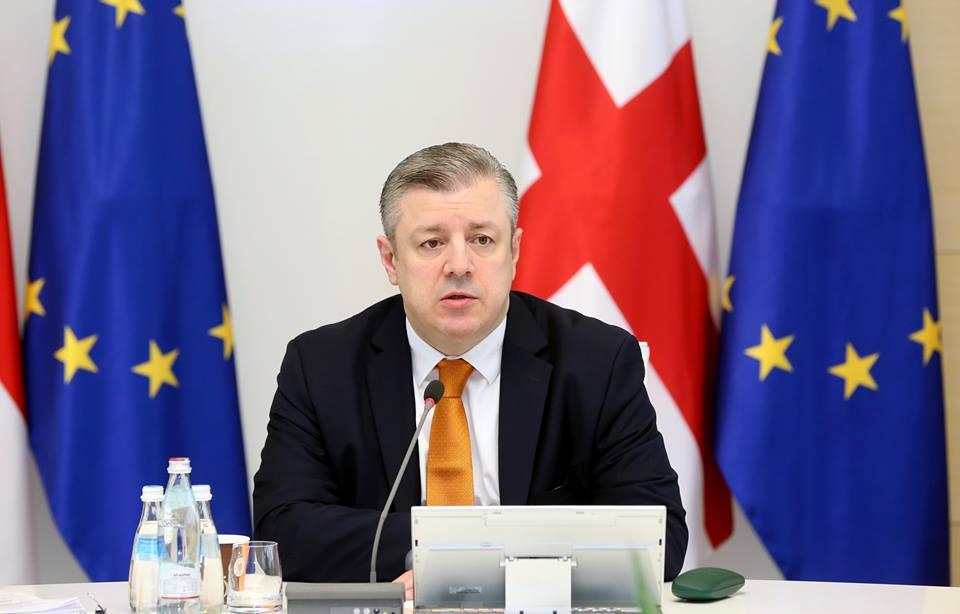 Премьер – министр и члены большинства проводят встречу