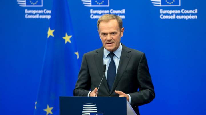 Russian diplomats expelled from 14 EU states, says Donald Tusk