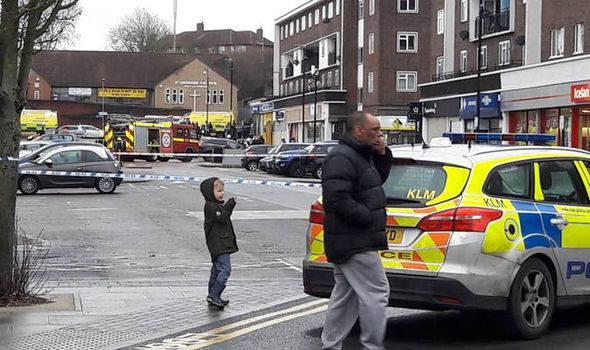 ლონდონის ჩრდილო -აღმოსავლეთ რაიონში აფეთქება მოხდა