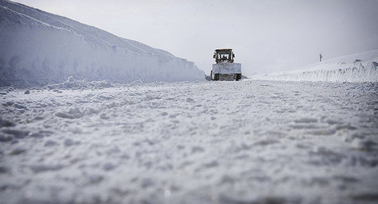 კობი-გუდაურის გზაზე ზვავსაშიშროების გამო ავტომობილების გადაადგილება შეზღუდულია