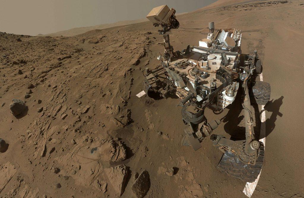 მარსმავალ Curiosity-ის წითელ პლანეტაზე უკვე 2000 დღე აქვს გატარებული