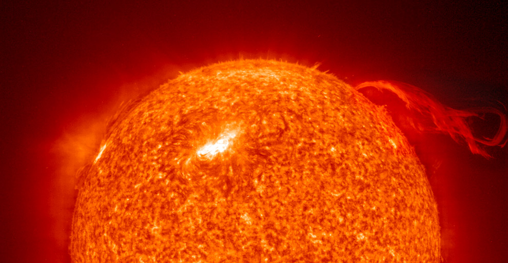 როგორ აცხელებს მაგნიტური ტალღები მზეს - 70-წლიანი საიდუმლო ამოხსნილია