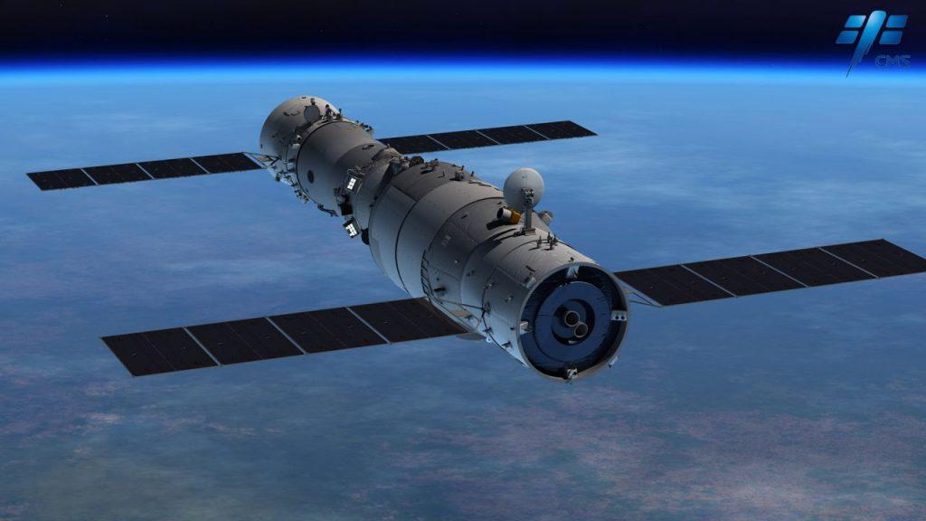 გარკვეულია სად შეიძლება ჩამოვარდეს ჩინეთის დაკარგული კოსმოსური სადგურის ნარჩენები